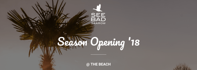Season Opening 2018 im Seebad Bad Saarow
