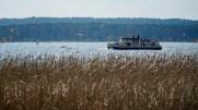 Hausboot von Kuhle Tours auf dem Scharmützelsee