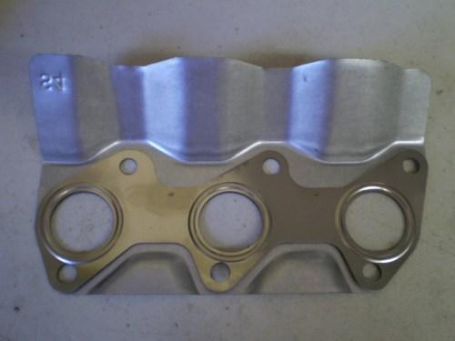 small resolution of mitsubishi minicab exhaust gasket 3g83 u42 hemi head