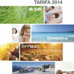 Tarifa 2014