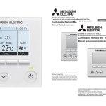 Manual técnico y usuario de termostato PAR-30MAA