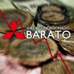 AIRE ACONDICIONADO BARATO