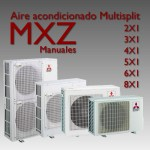 Manual aire acondicionado Multisplit MXZ