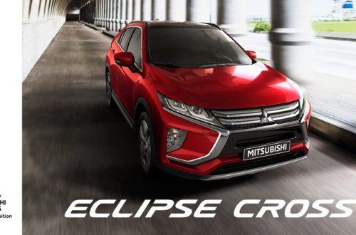 Promo Eclipse Cross