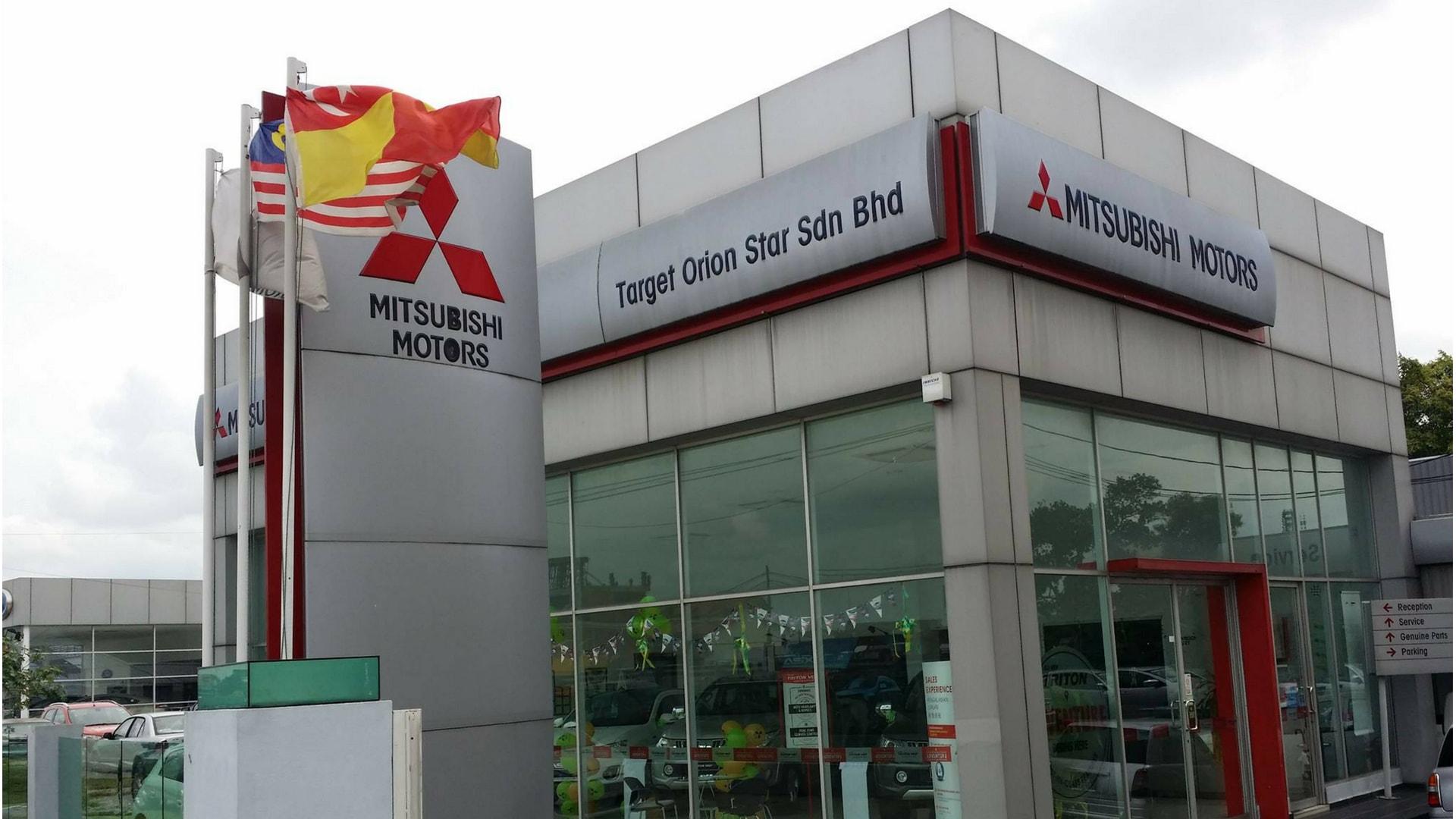 Mitsubishi Klang Target Orion Star
