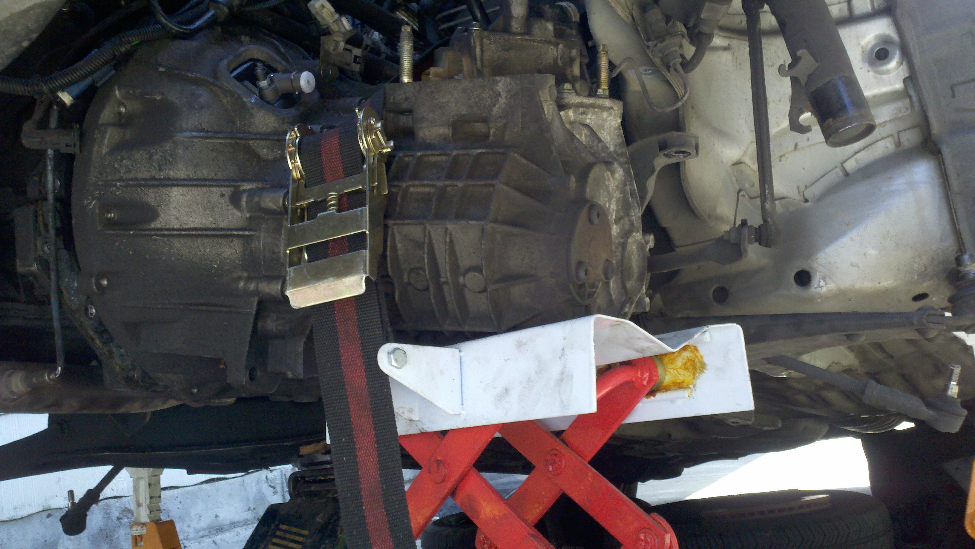 2002 Ford Focus Manual Transmission Fluid Change