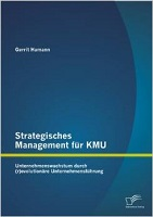 cover strategisches management KMU