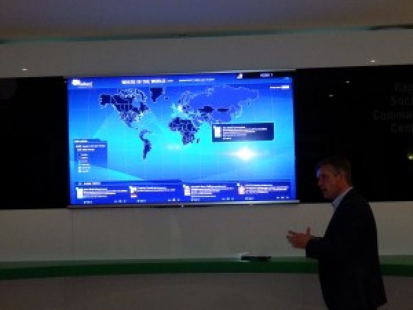 Social Media Command Center bei Arlanis Reply