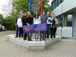 Spacenet-Azubis