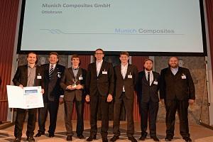 Die diesjährigen Preisträger des Innovationspreis Bayern