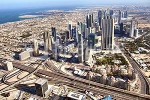 Bayerische Unternehmen unterstützen auch Dubai beim Inftrastrukturausbau (Foto: M. Hermsdorf, pxelio.de)