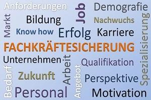 Fachkräftemangel - ein ernstes Thema in München. (Bild: LieC / pixelio.de)