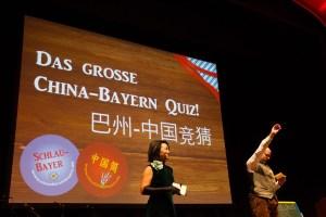 Impressionen vom bayerisch-chinesischen Frühlingsfest am 5. März in München