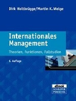 Standardwerk Internationales Management