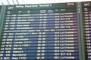 Ausbau 3. Startbahn Flughafen München