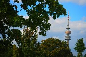 Achim von Michel Foto München Olympiapark