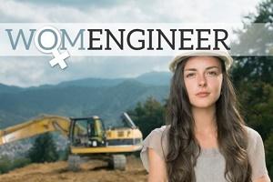 Frauen sind im Ingenieurwesen unterrepräsentiert.