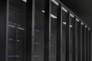 Digitale Transformation: Server Foto