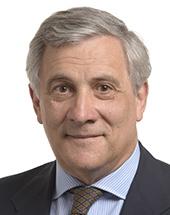 Antonio Tajani EU Foto