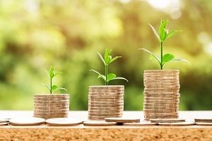 Geld Investition Start-Up