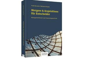 Unternehmenstransaktionen M & A für Entscheider Cover