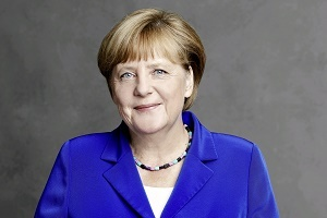Angela Merkel © Foto: CDU/Laurence Chaperon