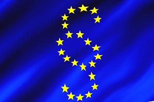 EU-Richtlinie Flagge Foto