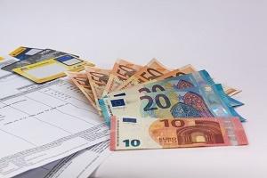 Payback Geld Foto