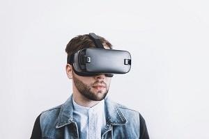Virtual Reality VR Foto