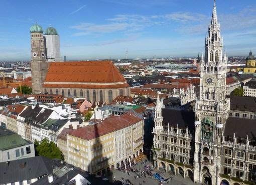 Innovationswettbewerb München Rathaus Foto