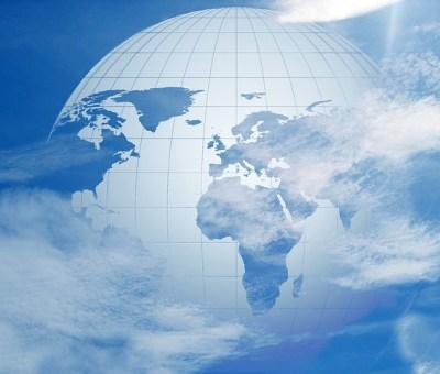 Welt Internationalisierung Foto