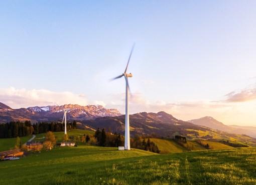 Energieziele Windenergie Foto