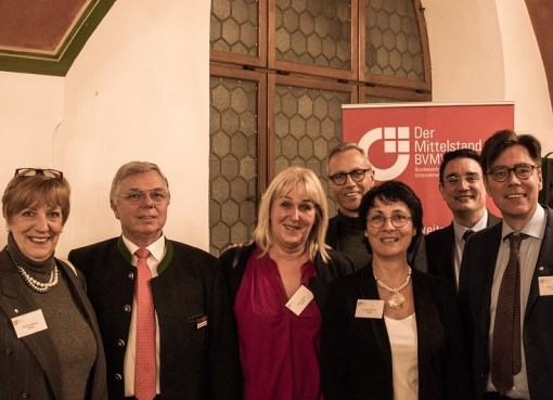 Rathausempfang 2019 Achim von Michel Der Mittelstand