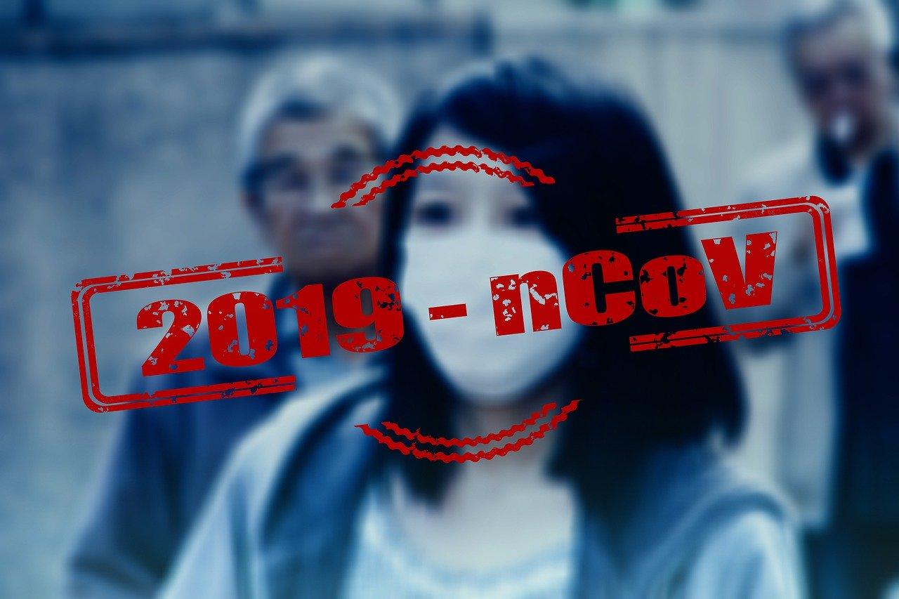 Coronavirus China Bild