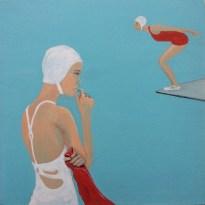 Dans la piscine Künstlerin: Andrea Eisenberger