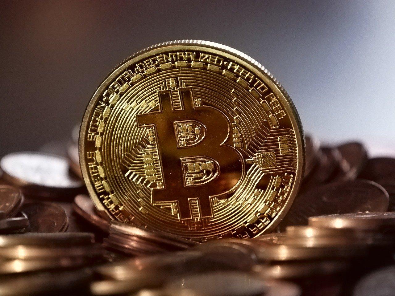 Bitcoin COVID Foto