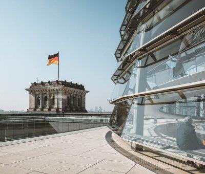 Wirtschaft trifft Politik Bundestag Foto