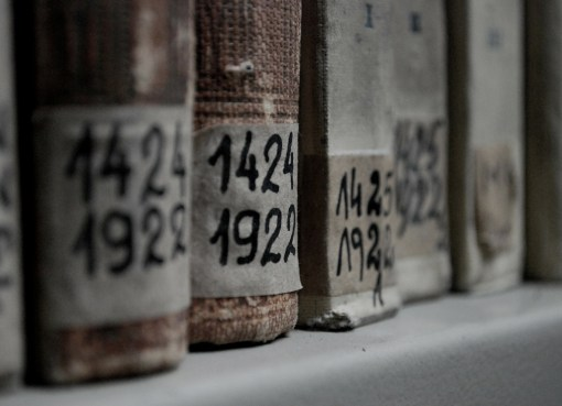 Was macht eigentlich ein Firmenhistoriker?