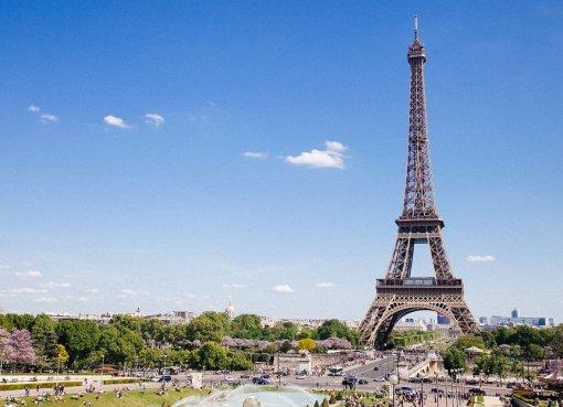 Paris Frankophonie Foto