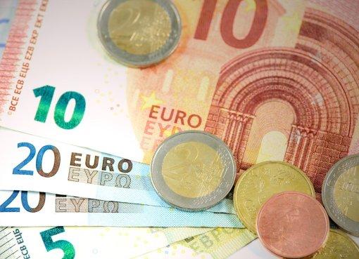 Finanzierungen Euro Foto