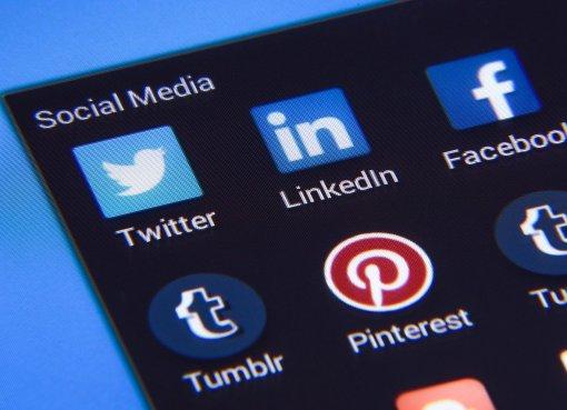 LinkedIn Social Media Foto