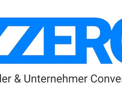 digitale Gründermesse Logo ZZERO