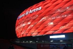 Bundesliga Allianz Arena Foto
