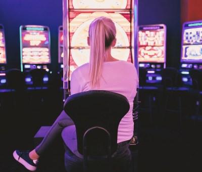 Spielautomat Foto Casino