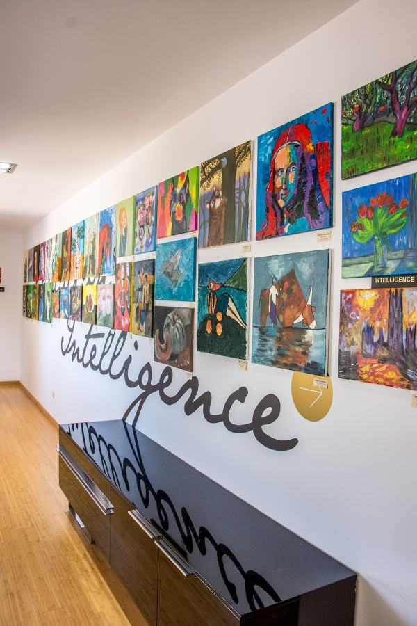 Children' Art Exhibition Miuc - Marbella International