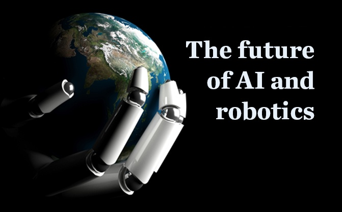 The future of AI and robotics  Marbella International University Centre