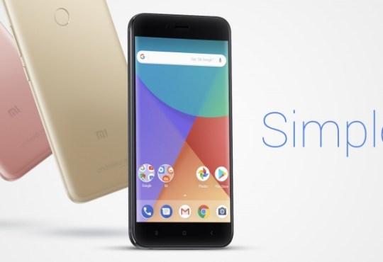 Xiaomi Mi A1 Android 10