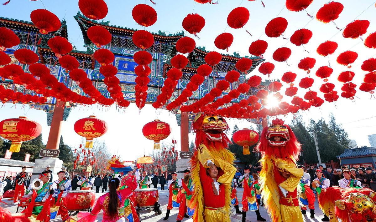 Xiaomi fa una pausa per il Capodanno cinese!