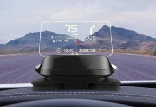 Xiaomi Car Robot Smart HUD Bluetooth