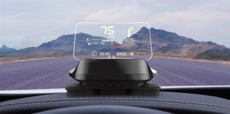 Xiaomi Car Robot Smart HUD Bluetooth